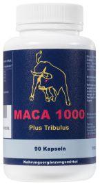 Maca 1000 plus Tribulus von ExVital