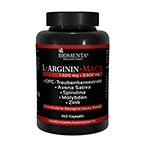L-Arginin + Maca hochdosiert + OPC + Avena Sativa + Spirulina Algen + Zink